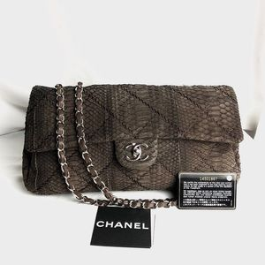 827a6b97e4f2 CHANEL Bags | Ultimate Stitch Quilted Matte Python Bag | Poshmark